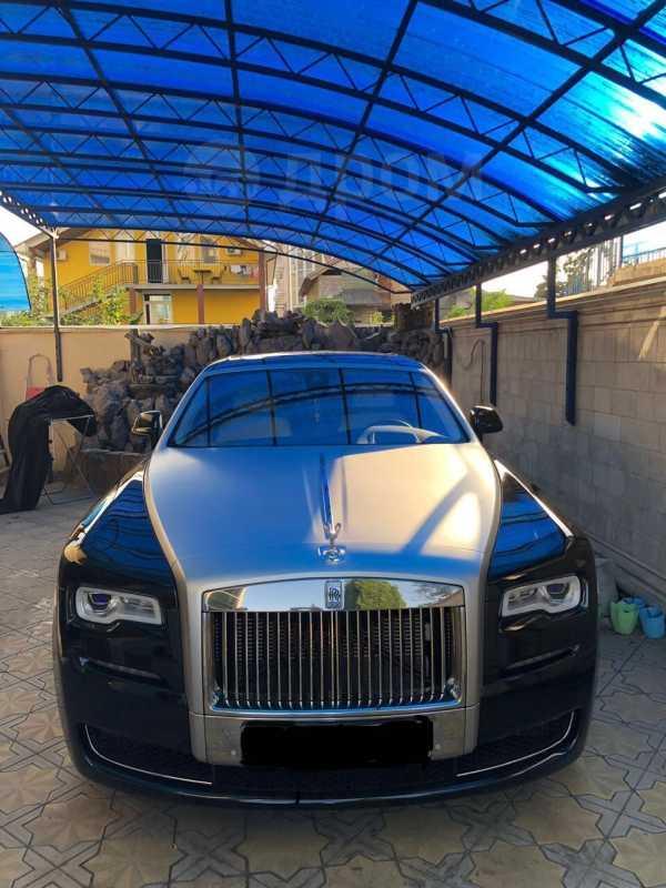 Rolls-Royce Ghost, 2016 год, 15 500 000 руб.