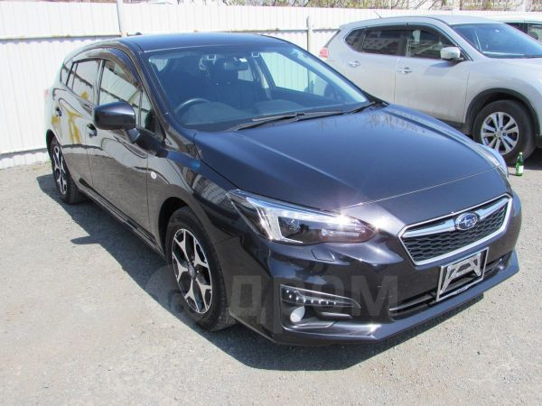Subaru Impreza, 2017 год, 865 000 руб.