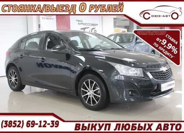 Chevrolet Cruze, 2015 год, 538 000 руб.