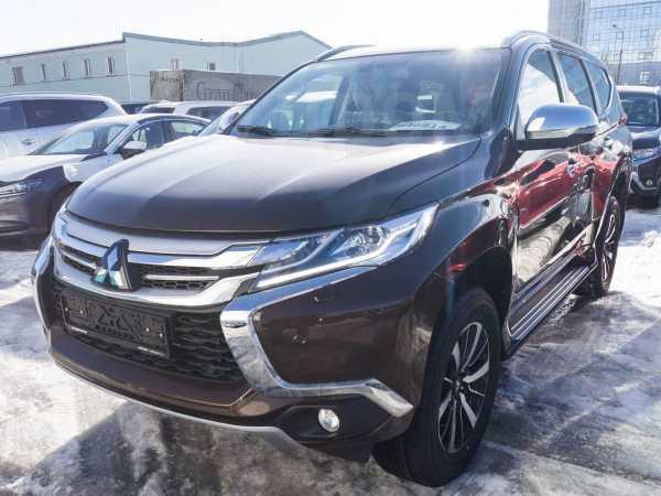 Mitsubishi Pajero Sport, 2019 год, 3 364 735 руб.