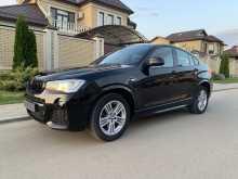Краснодар BMW X4 2016