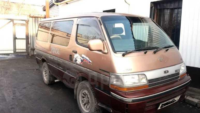 Toyota Hiace, 1991 год, 170 000 руб.