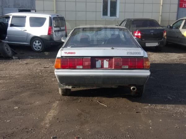 Mitsubishi Starion, 1985 год, 80 000 руб.