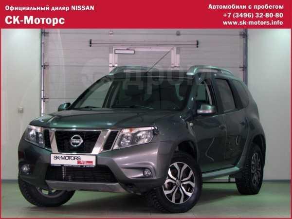 Nissan Terrano, 2015 год, 815 000 руб.