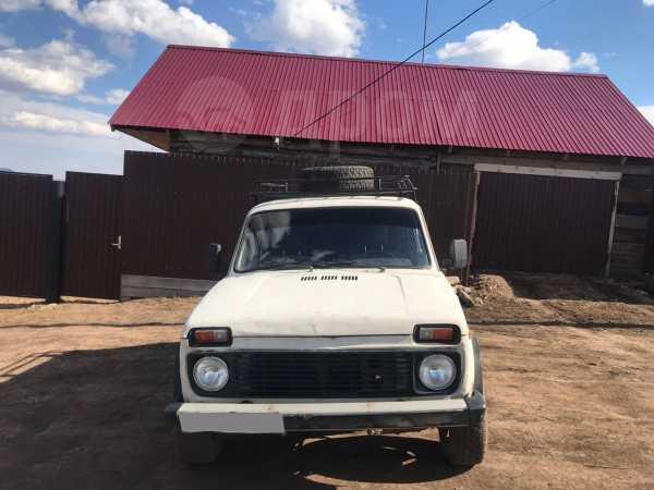 Лада 4x4 2121 Нива, 1988 год, 97 000 руб.