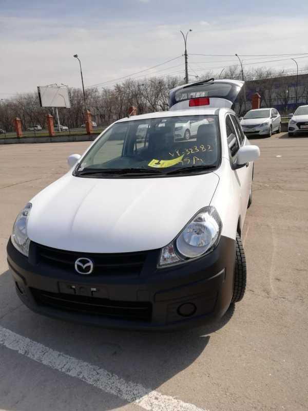 Mazda Familia, 2014 год, 505 000 руб.