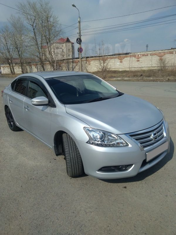 Nissan Sylphy, 2013 год, 770 000 руб.
