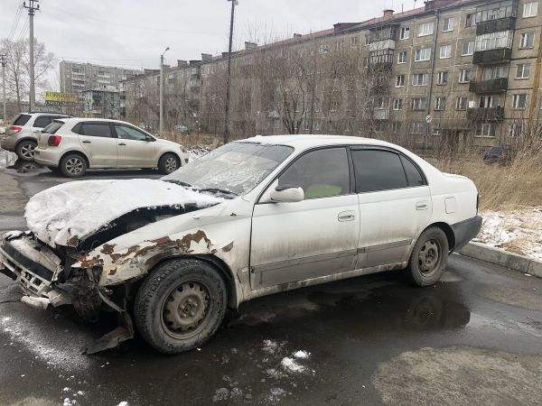 Toyota Corona, 1994 год, 75 000 руб.