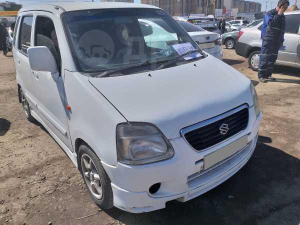 Suzuki Wagon R, 1999 год, 160 000 руб.
