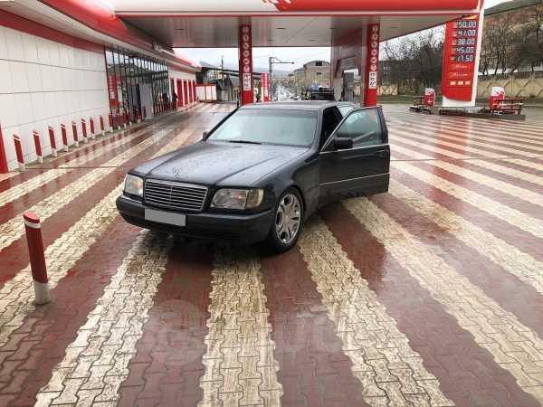 Mercedes-Benz S-Class, 1996 год, 290 000 руб.