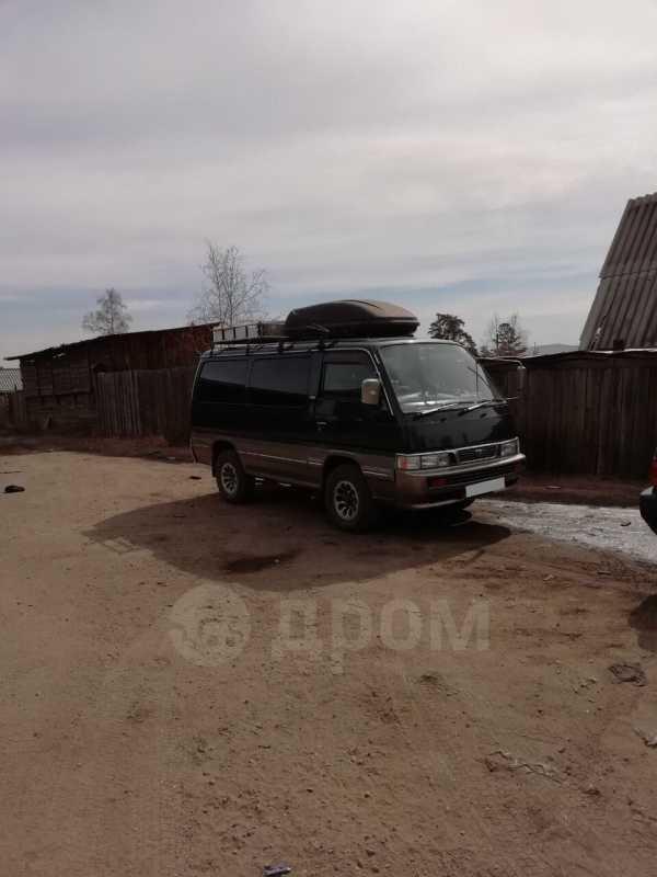 Nissan Homy, 1996 год, 370 000 руб.