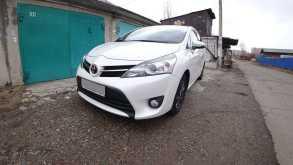 Красноярск Toyota Verso 2014