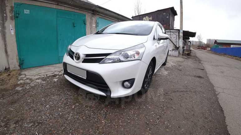 Toyota Verso, 2014 год, 999 900 руб.