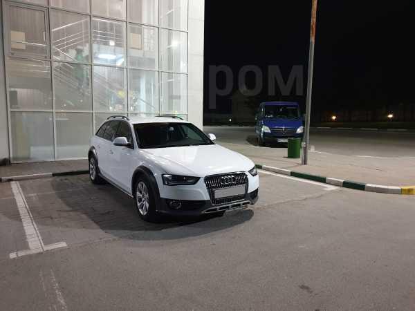 Audi A4 allroad quattro, 2012 год, 965 000 руб.