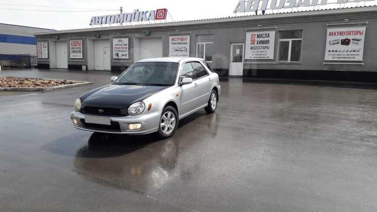 Subaru Impreza, 2002 год, 235 000 руб.