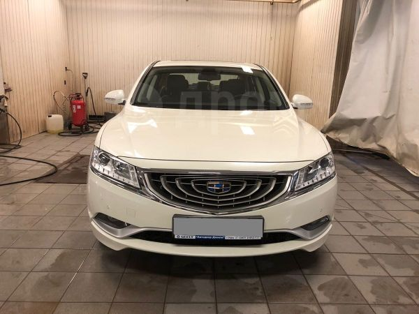 Geely Emgrand GT, 2016 год, 1 100 000 руб.