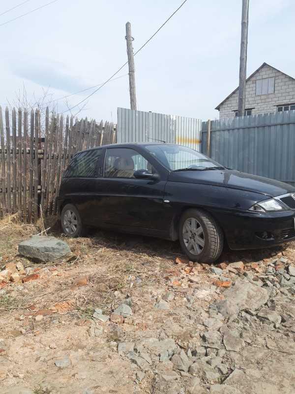 Lancia Y, 2002 год, 50 000 руб.