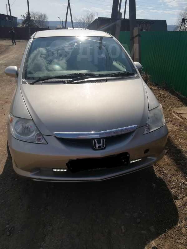 Honda Fit Aria, 2004 год, 300 000 руб.