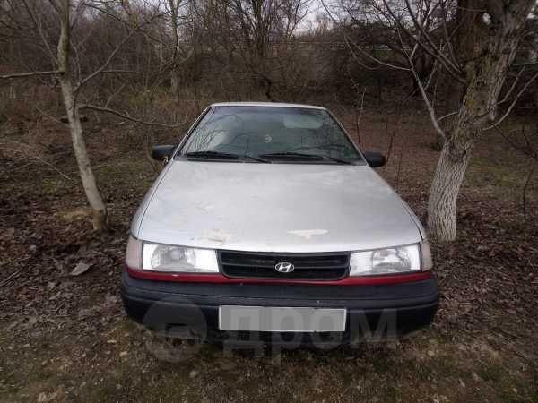 Hyundai Pony, 1992 год, 40 000 руб.