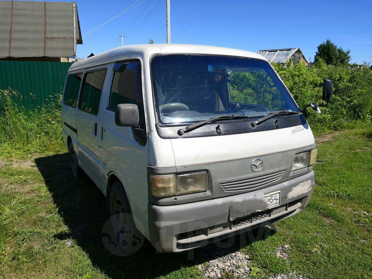 Продажа авто Мазда Бонго Брауни 2000 в Новосибирске ...