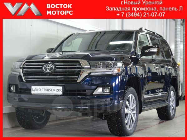 Toyota Land Cruiser, 2018 год, 5 630 000 руб.