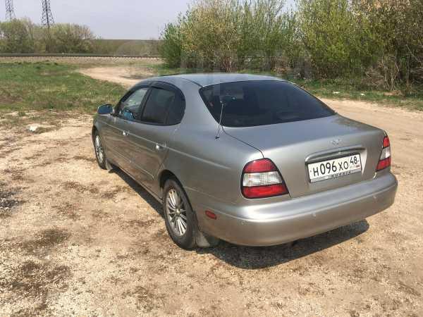 Daewoo Leganza, 2001 год, 140 000 руб.