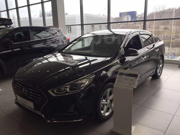 Hyundai Sonata, 2019 год, 1 375 000 руб.