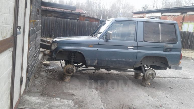 Toyota Land Cruiser Prado, 1991 год, 150 000 руб.