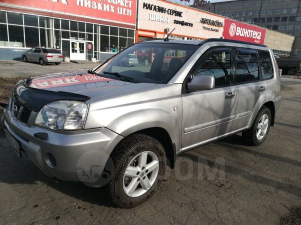 Nissan X-Trail, 2006 год, 555 000 руб.
