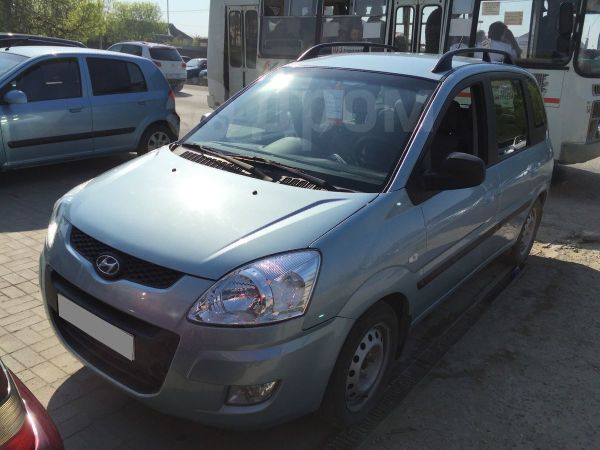 Hyundai Matrix, 2008 год, 339 900 руб.