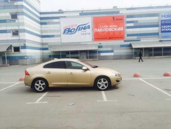 Volvo S60, 2010 год, 750 000 руб.