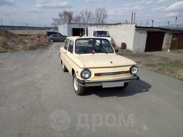 ЗАЗ Запорожец, 1988 год, 99 000 руб.