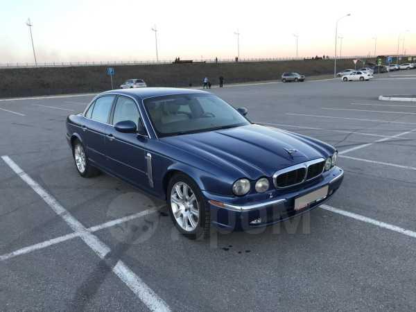 Jaguar XJ, 2004 год, 480 000 руб.