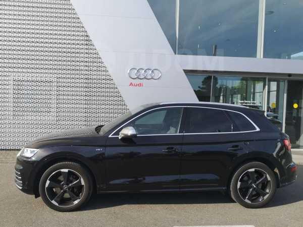 Audi SQ5, 2017 год, 3 950 000 руб.
