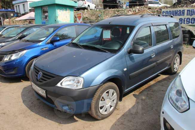 Dacia Logan, 2008 год, 295 000 руб.