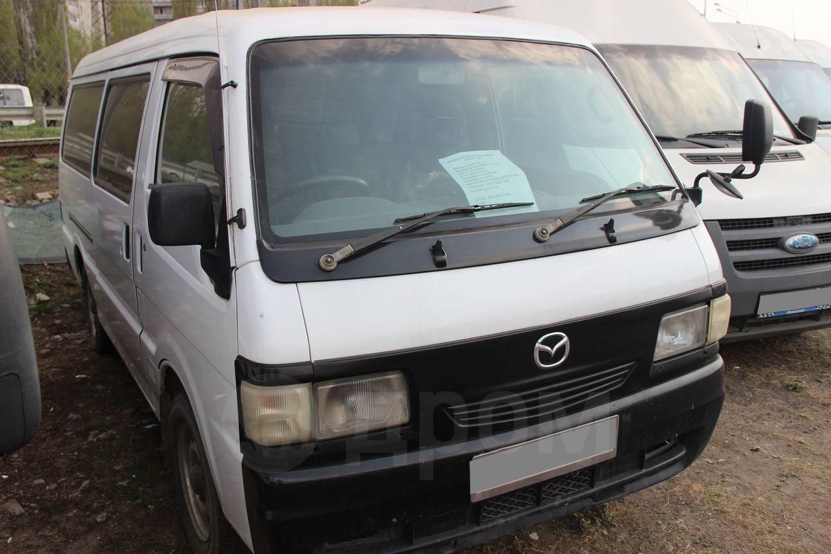Купить Mazda Bongo Brawny 2002 в Воронеже, 2500 куб.см ...