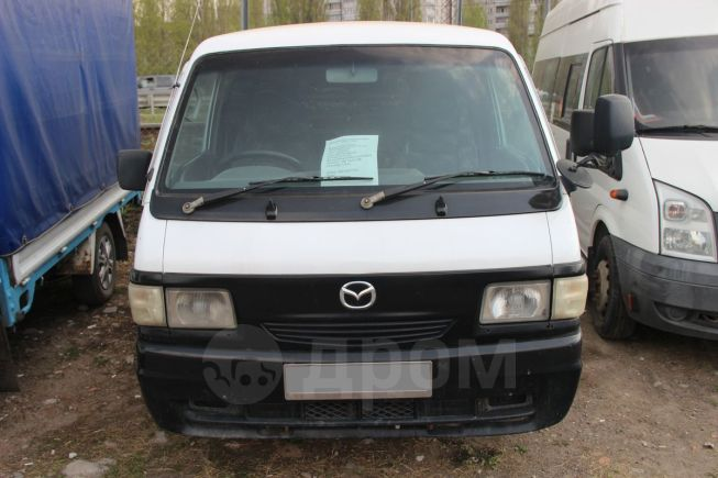 Mazda Bongo Brawny, 2002 год, 290 000 руб.