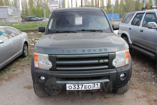 Land Rover Discovery, 2005 год, 555 000 руб.