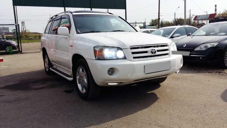 Toyota Highlander, 2004 год, 400 000 руб.