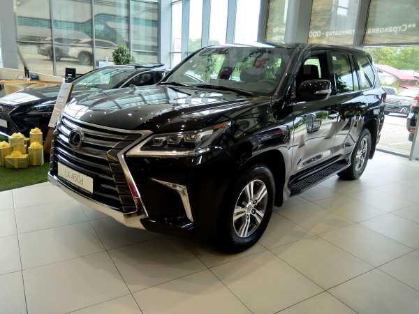 Lexus LX450d, 2019 год, 6 769 000 руб.