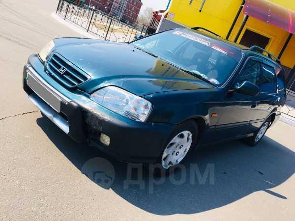 Honda Orthia, 1996 год, 100 000 руб.