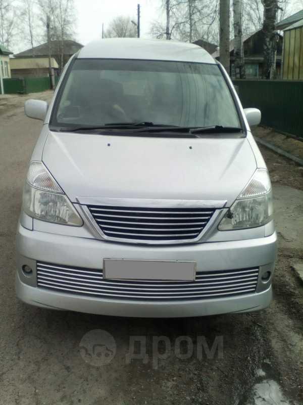 Nissan Serena, 2001 год, 370 000 руб.