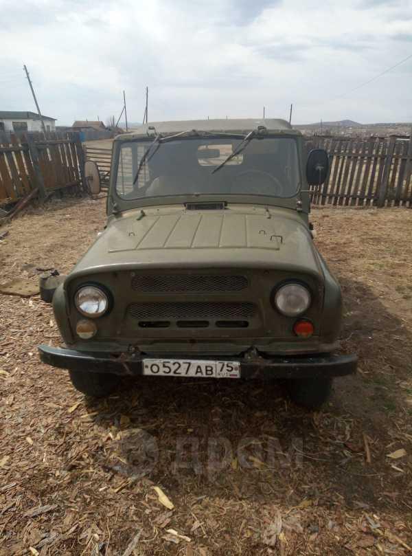 УАЗ 3151, 1995 год, 80 000 руб.