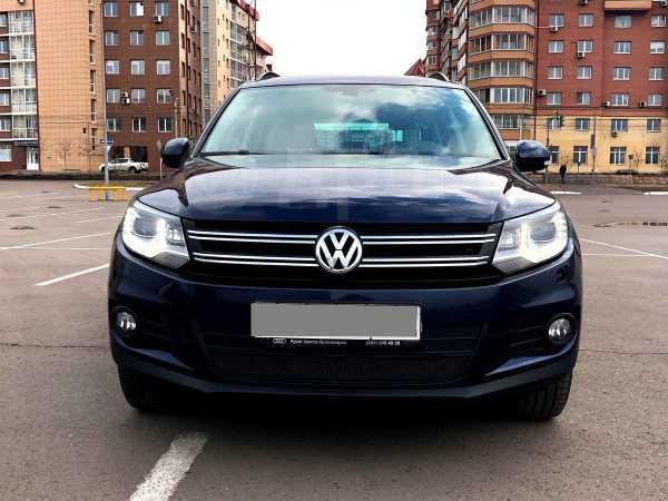 Volkswagen Tiguan, 2015 год, 1 170 000 руб.