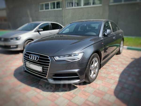 Audi A6, 2015 год, 1 800 000 руб.