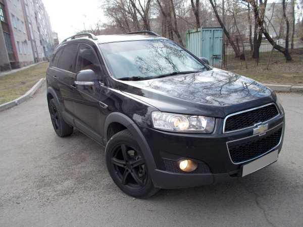 Chevrolet Captiva, 2012 год, 895 000 руб.