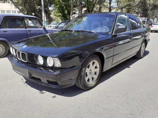 BMW 5-Series, 1992 год, 138 000 руб.