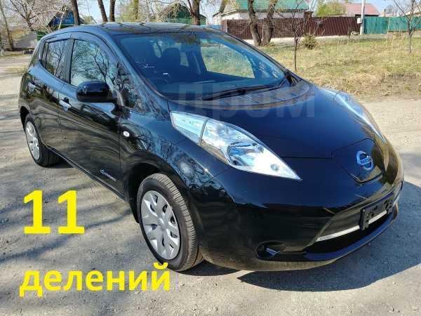 Nissan Leaf, 2014 год, 530 000 руб.
