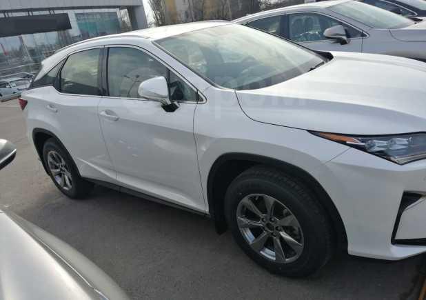 Lexus RX300, 2018 год, 3 510 000 руб.