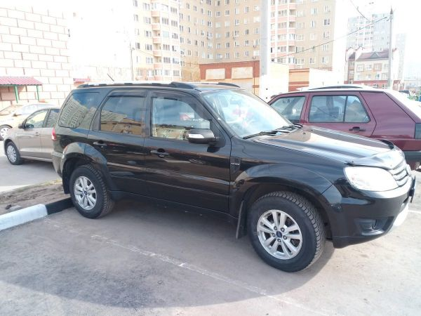 Ford Escape, 2008 год, 435 000 руб.